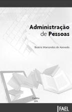 Administração  de Pessoas by DaniloMoreno2