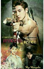 Princess Or Prince by Basyexo