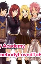 Fairy Academy by SomebodyLovesToRead