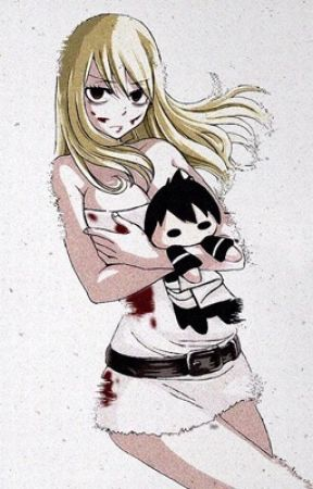 Lucy's death zerlu by Brokenyoailemon