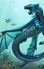 Raging Seas by CranetheMudwing