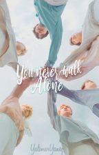 You Never Walk Alone (BTS) COMPLETA by YalimarYanez