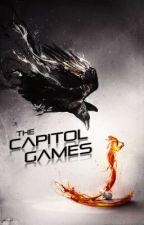 The Capitol Games (On Hold) by pearlsnow
