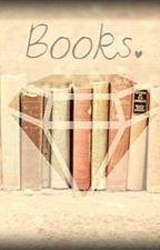 Cantinho dos livros - Divulgação de histórias by Bruna5linda