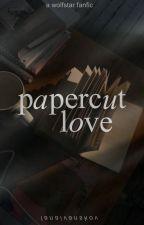 papercut love ➤ wolfstar au by maniachx