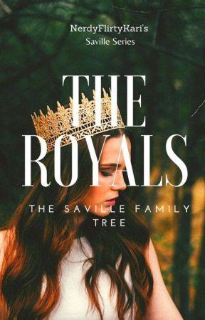 THE ROYALS  The Saville Family Tree by nerdyflirtykari