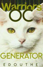Warriors OC generator  by edouthe