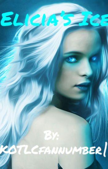 Elicia's ice-A Descendants Novel