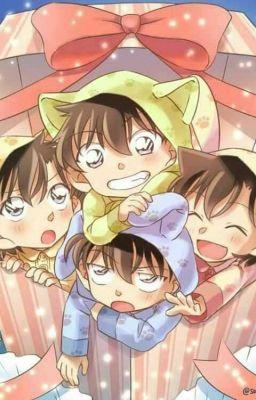 Đọc truyện {Shinran, Kaiao} Valentine Trắng của Shinichi và Kaito