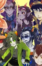 Randome Homestuck x readers and Parings by LittleDemonChild