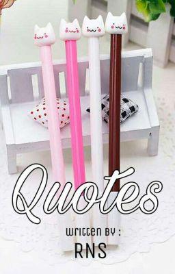 quotes rsns wattpad