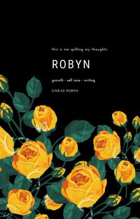 robyn. by SRobyn