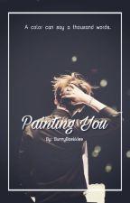 Painting You | chanbaek by BunnyBaekkiee