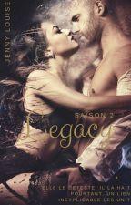 Legacy - Saige & Macsen - Saison 2 by JennyMaris2