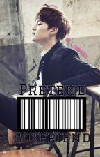 Pretend Boyfriend (Suga BTS) by Koneko_Senpaixx