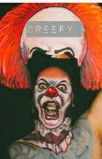 creepy (moje vlastné/vymyslené) by Machinedrop