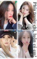 [MinYeon - SsoKyul] Phía trước chị, luôn có em ! by js_30050706