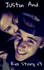 Justin and Ria <3 story cz by Terezka117