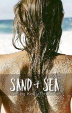 Sand & Sea  by _kellygalea