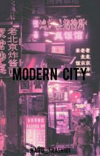 Modern City HYUNGWONHO by kim_junguwu