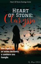 Heart Of Stone: Claryssa by AlessiaS2000