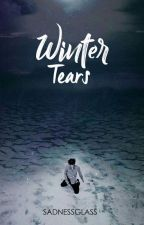 Winter Tears by sadnessglass