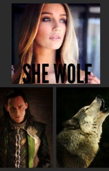 She Wolf (A Loki Fan Fiction)