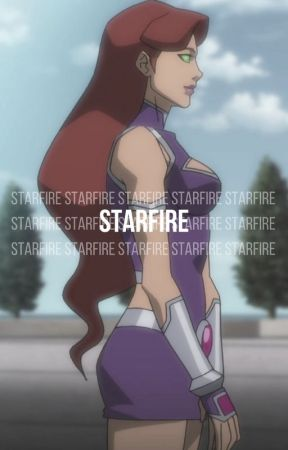 starfire ! ( stop girl hate ) by dcgirlssociety
