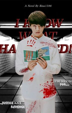 I KNOW WHAT HAPPENED! (Jungkook Fanfic) by Caty151996