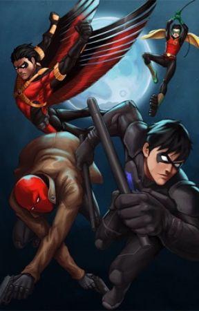 Batboys X Reader by Xx5sos_QueenxX