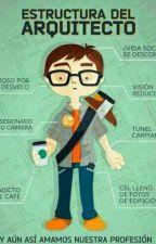 La vida de un estudiante de arquitectura by Kosvaldo_15