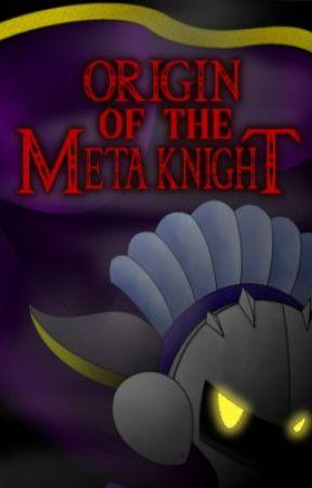 Origin of the Meta Knight by Vaantora