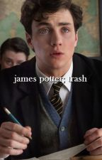 james potter; trash by AdelaideDia