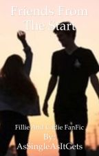 Friends From the Start {FillieXCadie FanFic} by AsSingleAsItGets