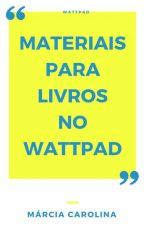 Materiais para LIVROS by Marciamcl