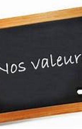 Valeurs des hommes by jxdemo