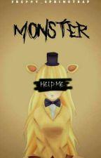 Monster by Freddy_Springtrap