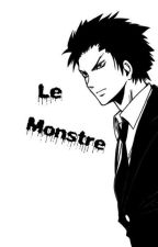Le monstre  (Assassination Classroom)  by Littleweepingdemon