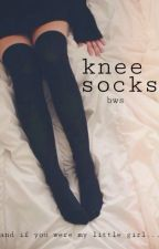 knee socks || bws by anothervampsaddict