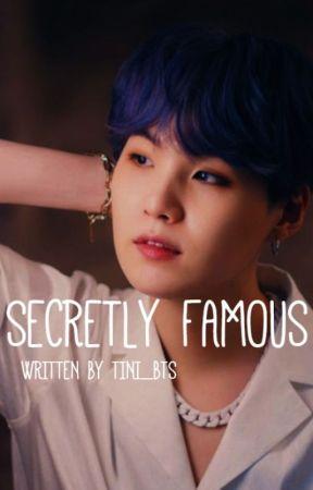 Secretly Famous || Min Yoongi by TINI_BTS