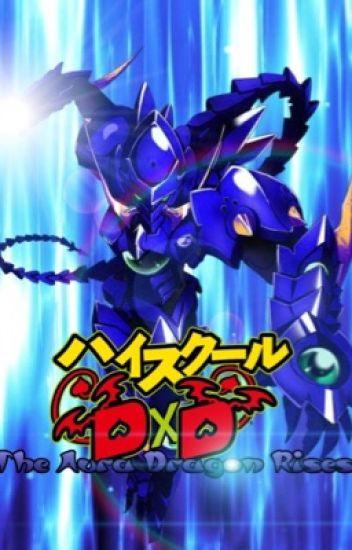 The Aura Dragon Rises (Male Reader X Akeno Himejima