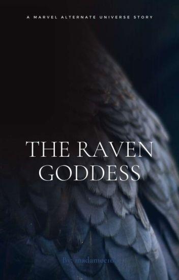 The Raven Goddess: Marvel/Greek mythology AU