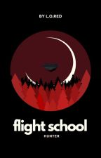 Flight School: Hunter by theCuppedCake