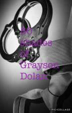 50 shades of Grayson Dolan  by zariaxizrysz