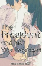 The President And His  Vice President by Samsam811