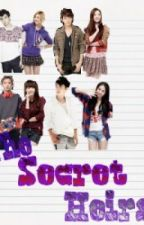 The Secret Heirs by IfIWasYourGirl
