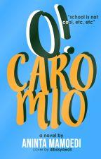 O! Caro Mio by cloverundercover