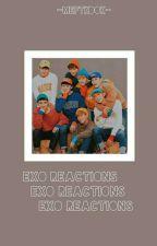 EXO REACTIONS(pedidos abiertos) by Cherrybomx
