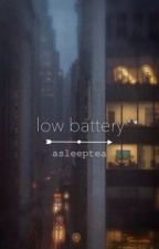 low battery  by Asleep_Tea