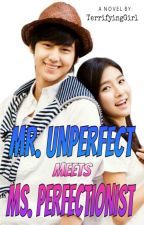 Mr. Unperfect meets Ms. Perfectionist by TerrifyingGirl